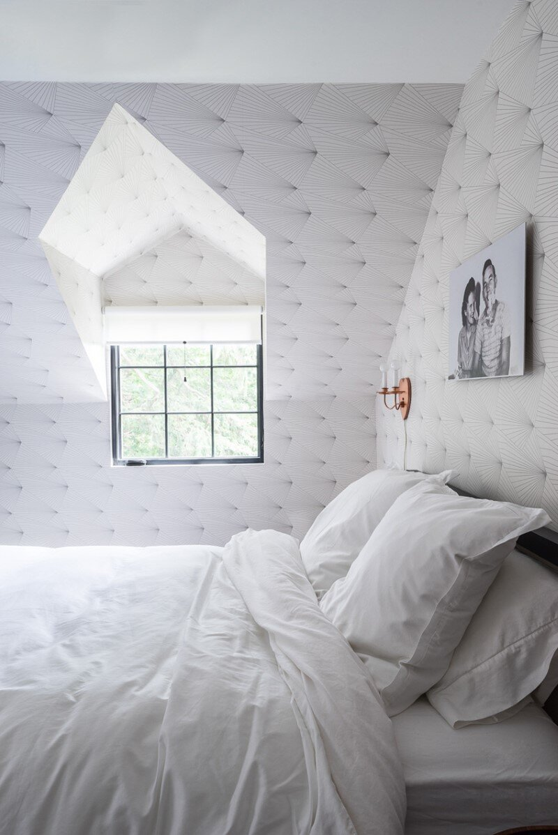bedroom, Newton, Massachusetts, Hacin + Associates