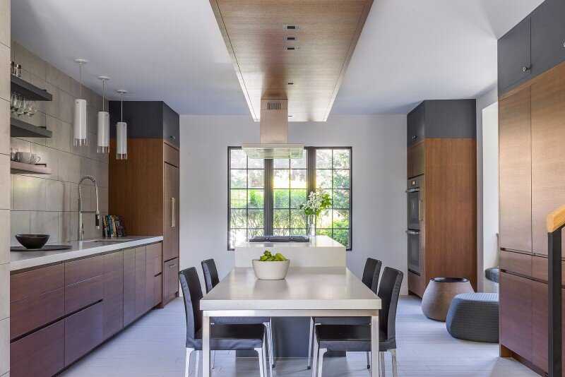kitchen, Hacin + Associates