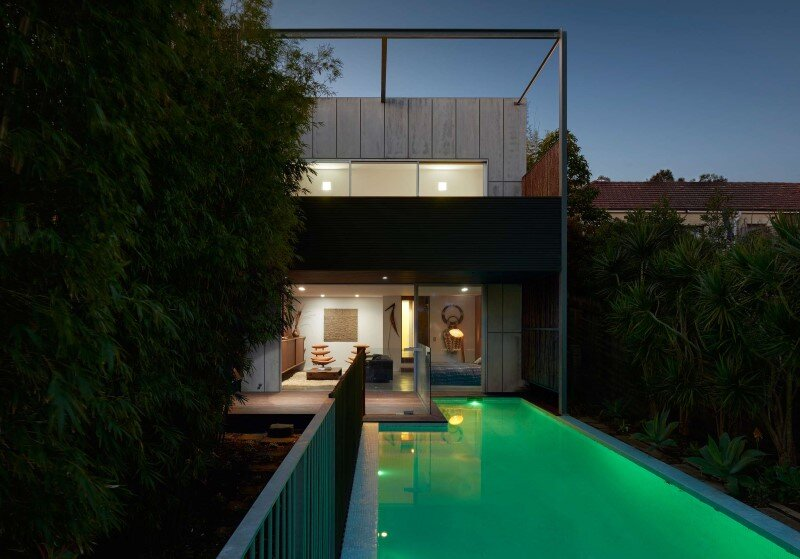 Renovation and an addition to an existing 1930s duplex - Kerridge house + apartment (1)