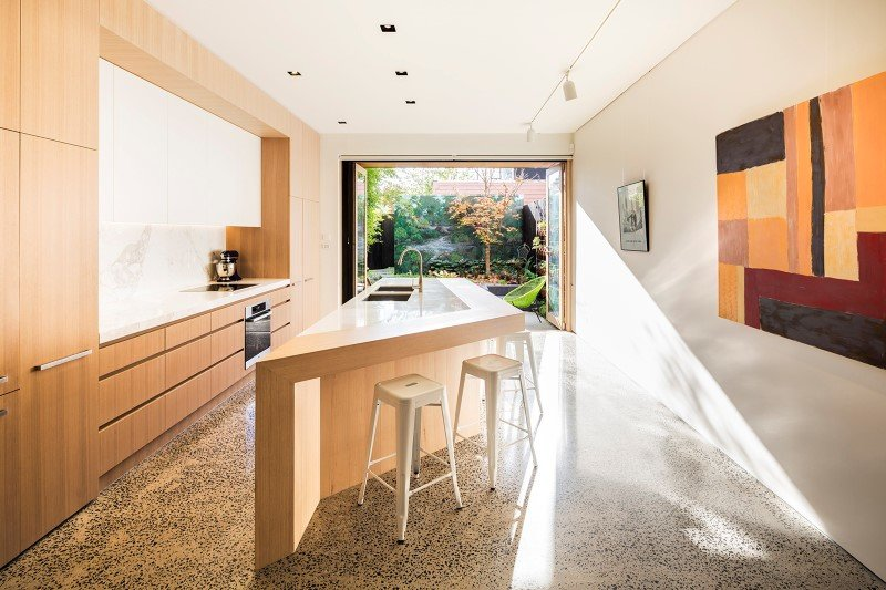kitchen, Mitsuori Architects
