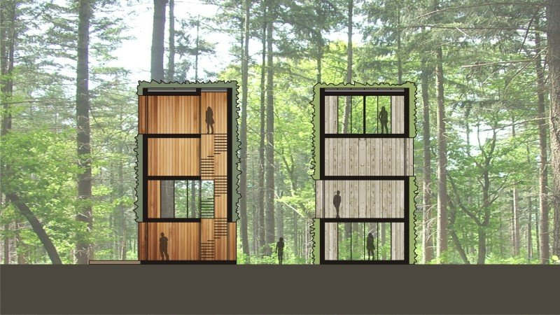 Sustainable Houses Designed as Trees by Oas1s (12)