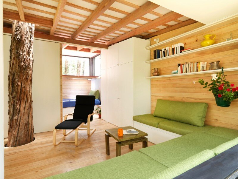Sustainable housing prototype - House with low footprint and high energy efficiency (12)
