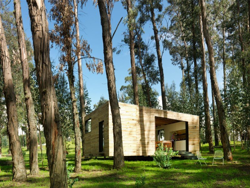 Sustainable housing prototype - House with low footprint and high energy efficiency (13)
