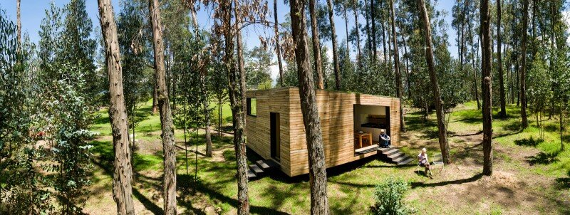 Sustainable housing prototype - House with low footprint and high energy efficiency (16)