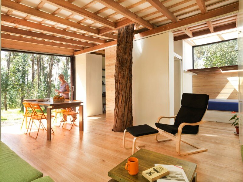 Sustainable housing prototype - House with low footprint and high energy efficiency (6)