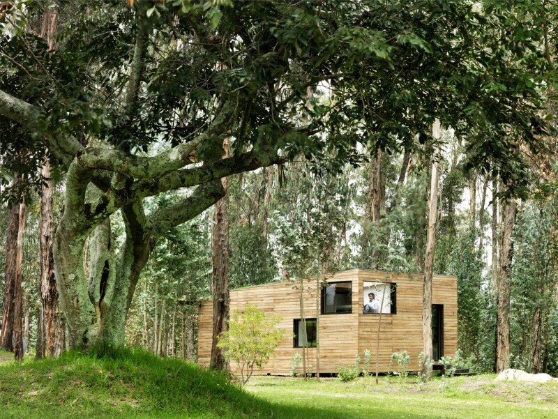 Sustainable housing prototype - House with low footprint and high energy efficiency (9)