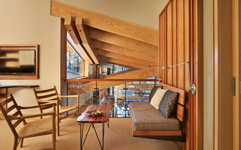 Sustainable mountain house in the Methow Valley of Washington State 11
