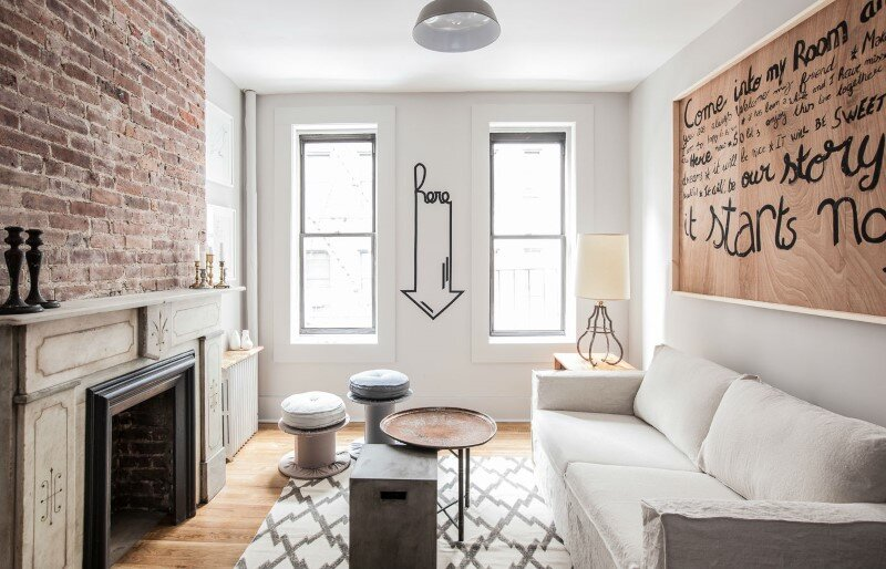Upper East Side Apartment - Cozy and Welcoming with a Mellow Monochromatic Palette (1)