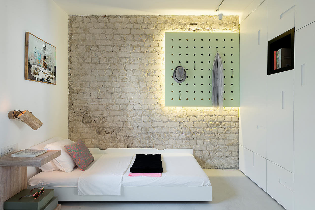When Color Meets Calm - 55 square meters in Central Tel Aviv (13)