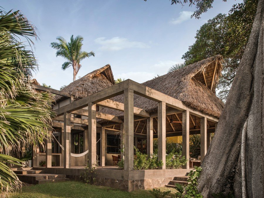 Chacala retreat house surrounded by jungle on the sunny Mexican coast (2) (Custom)