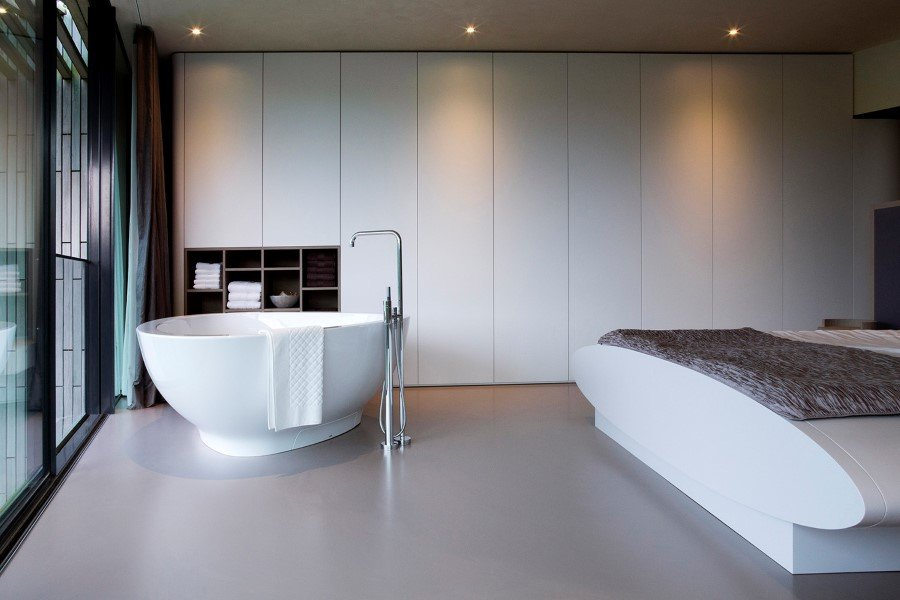 Contemporary Smart Home with Integrated Sustainable Solutions (8)