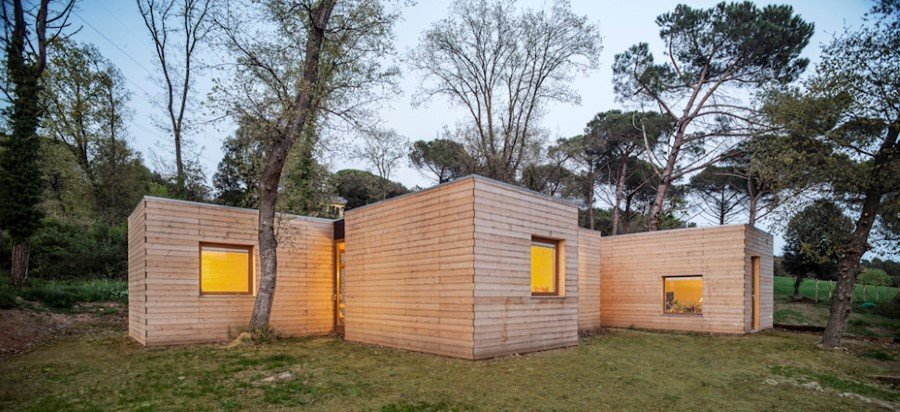 House Energy Efficient - Casa GG by Alventosa Morell Arquitectes (6)