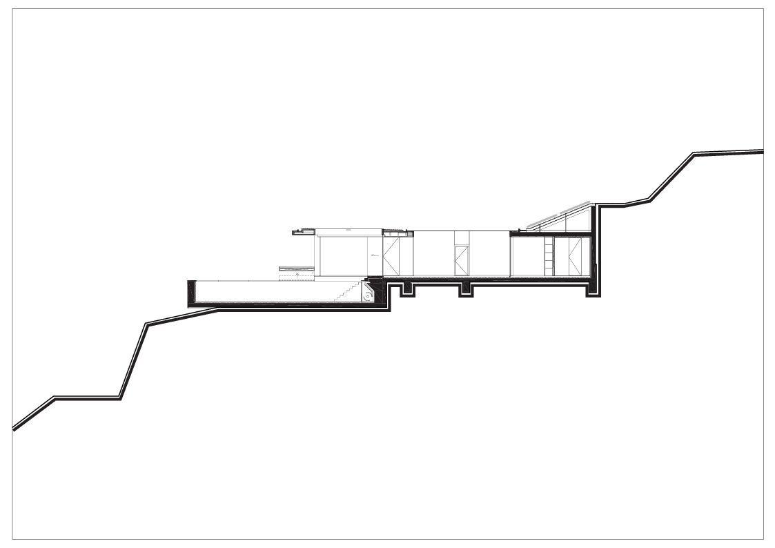 Innovative Sustainable Villa Built from Glass, Steel and Concrete (13)