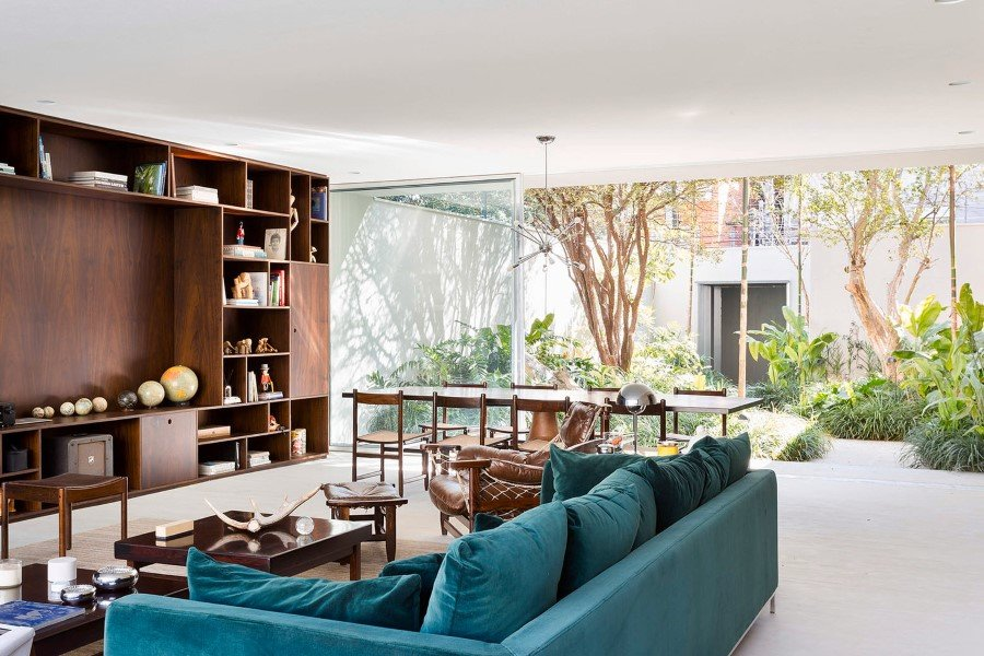 Lara House is a generous and light-filled home in Sao Paulo - by Felipe Hess (15)