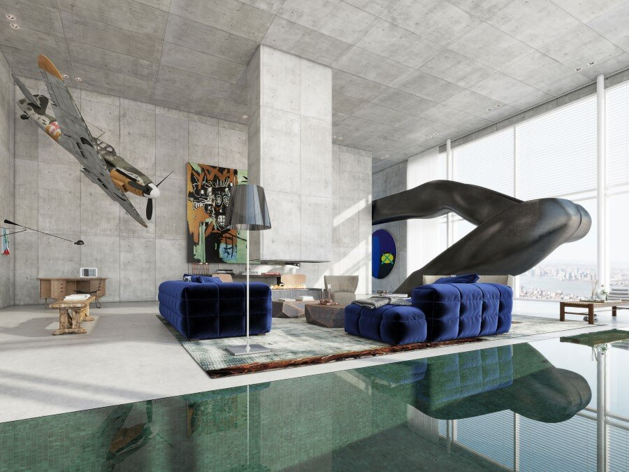New York Loft - Ando Studio and designer Arik Ben Simhon (4)