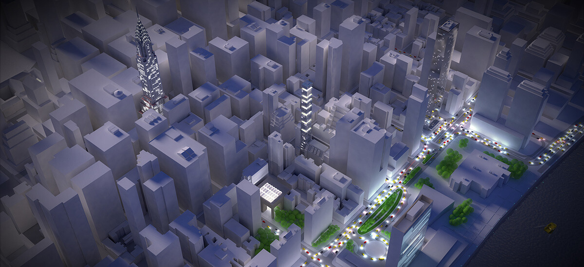 ODA Architecture Proposes An Ultra-Slender Residential Tower in Manhattan (11)