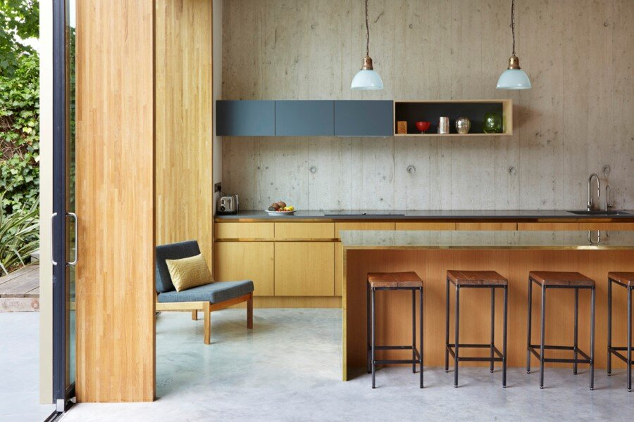 Pear Tree House in South London by Edgley Design (12)