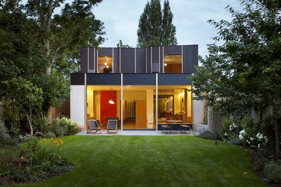 Pear Tree House in South London by Edgley Design (23)