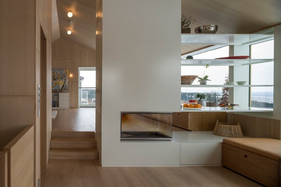 "Single family wood house ""on top of Oslo"" (5)"