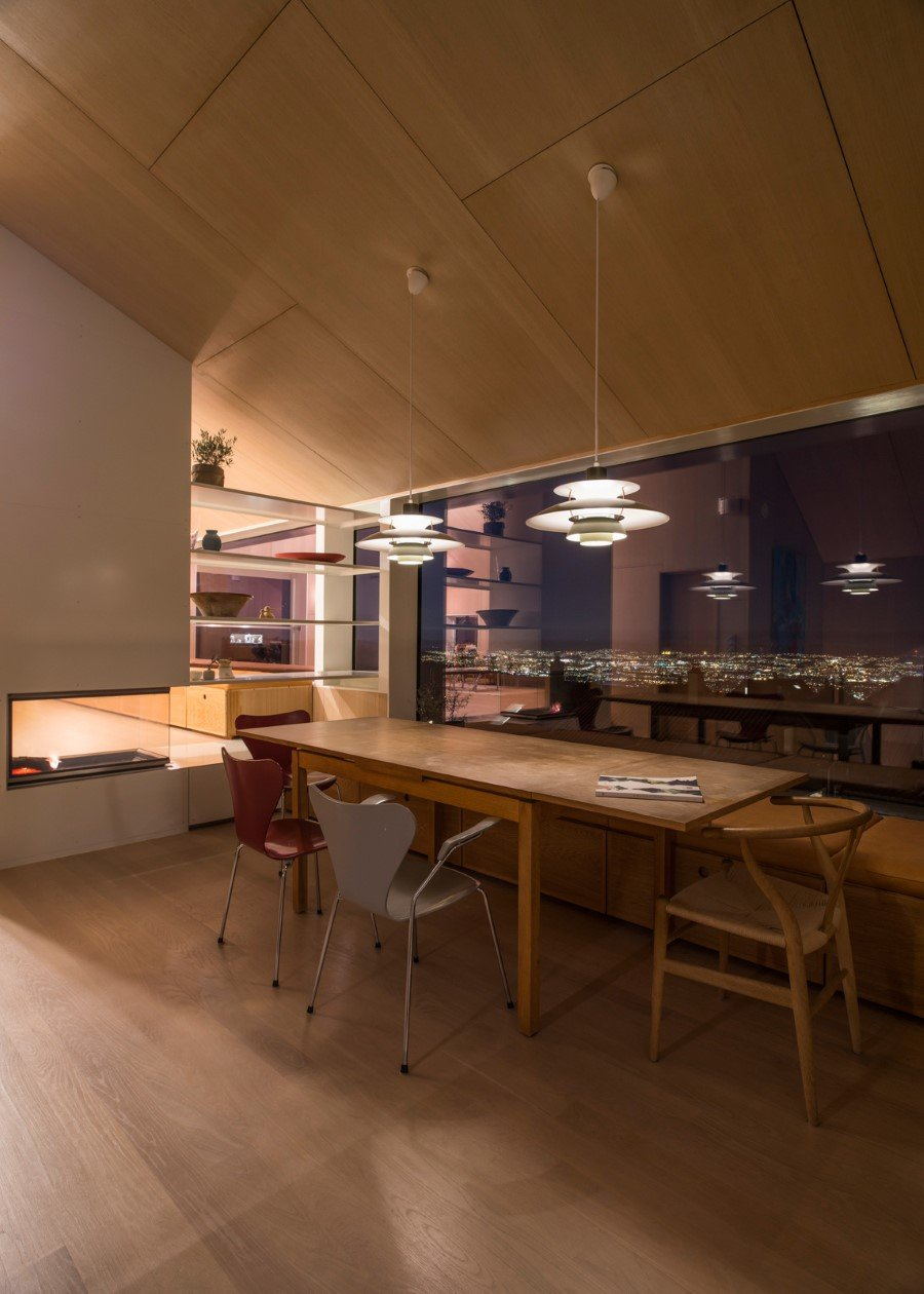 "Single family wooden house ""on top of Oslo"" (3)"