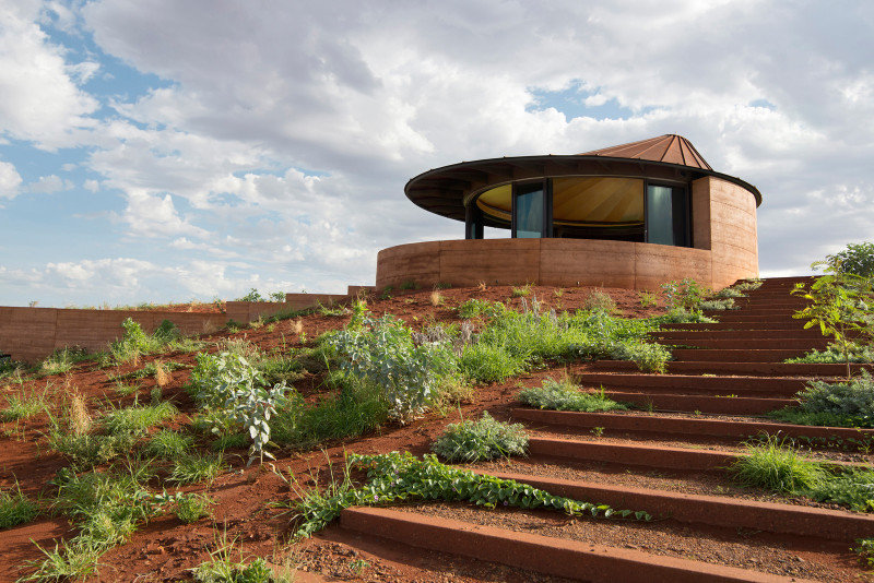Twelve Earth Covered Residences by Luigi Rosselli Architects (14)