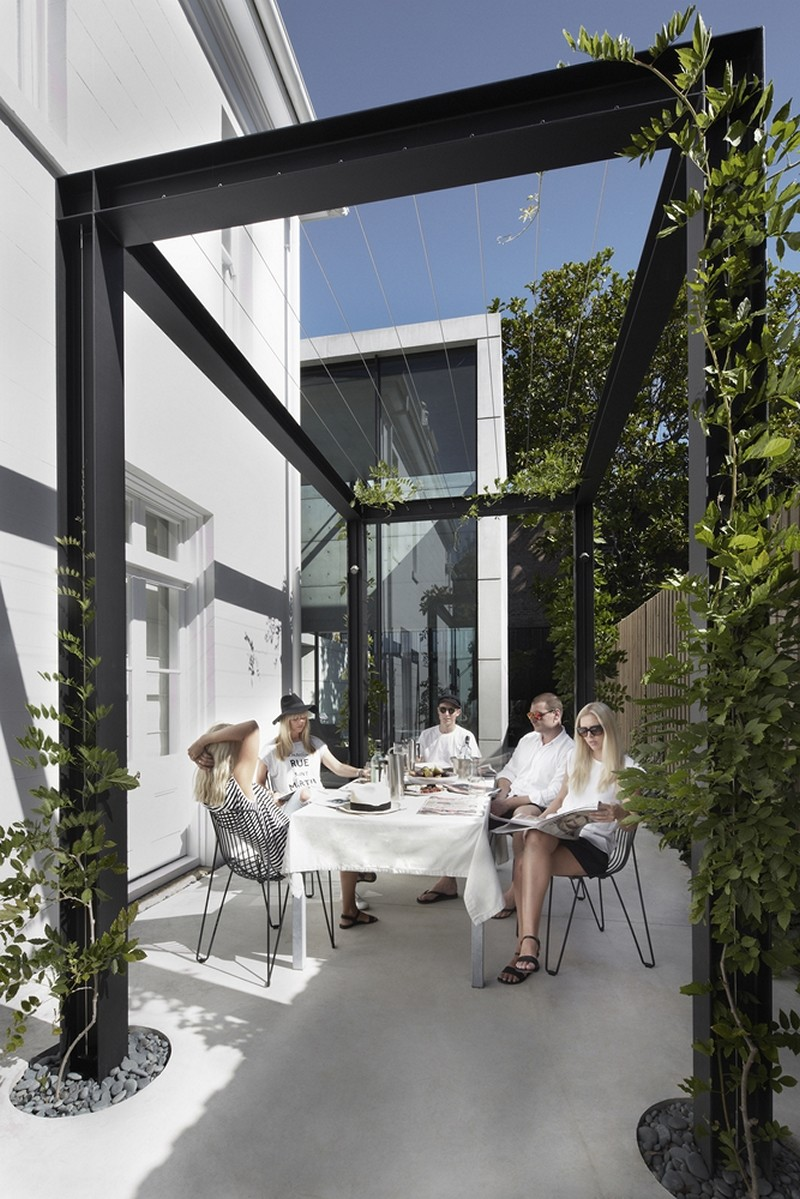 Victorian Villa in Sydney - Renovation and Extension (12)