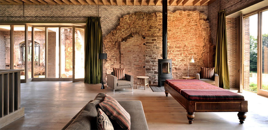 Astley Castle Renovation by Witherford Watson Mann Architects (12)