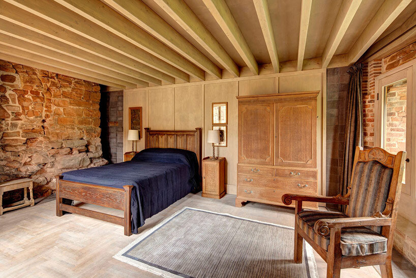 Astley Castle Renovation by Witherford Watson Mann Architects (5)