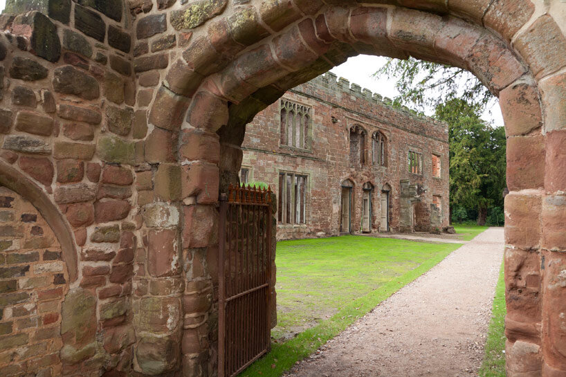 Astley Castle Renovation by Witherford Watson Mann Architects (6)