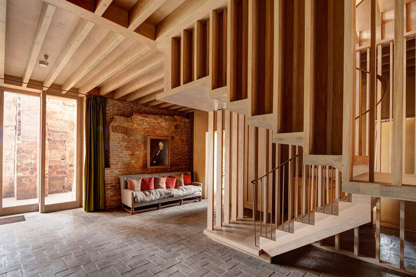 Astley Castle Renovation by Witherford Watson Mann Architects (8)