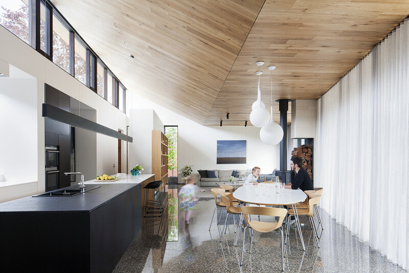 Contemporary Addition and Restoration to a Historic House (12)