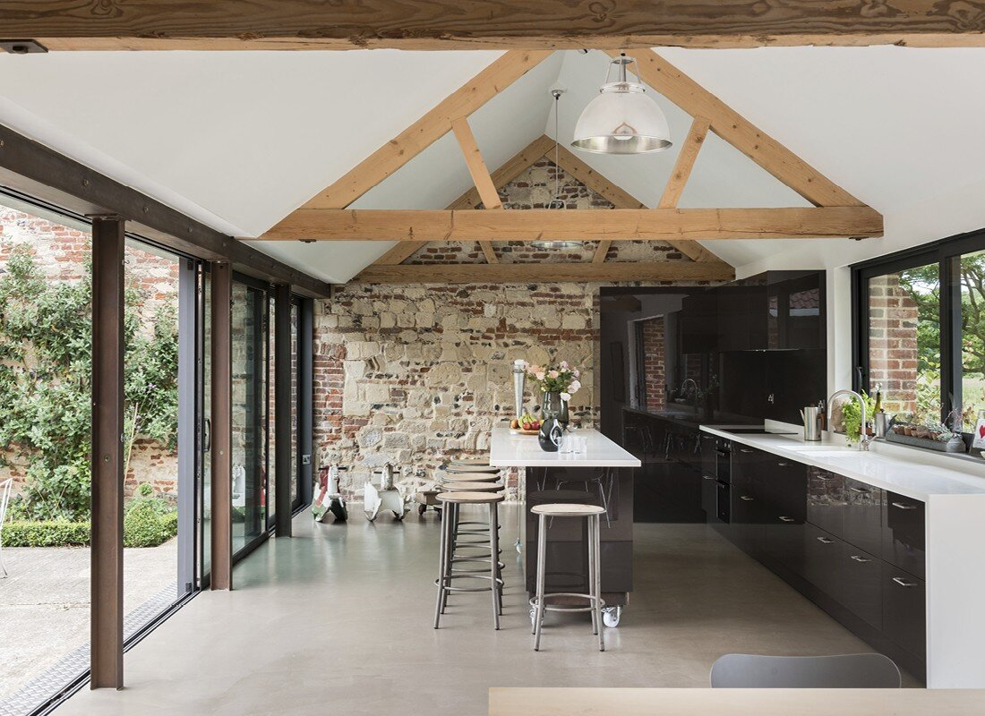 Contemporary barn conversion - Abbey Hall in the Picturesque Town of Eye (1)