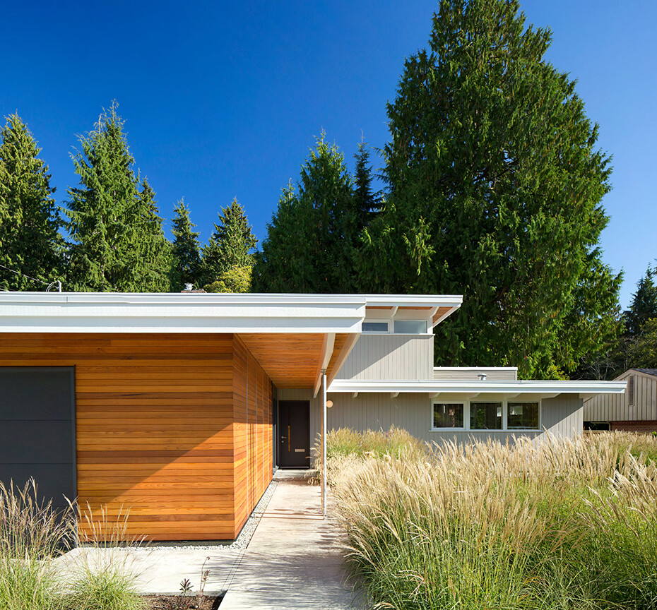 Glenview House - Renovation of a Mid 50′s House (1)
