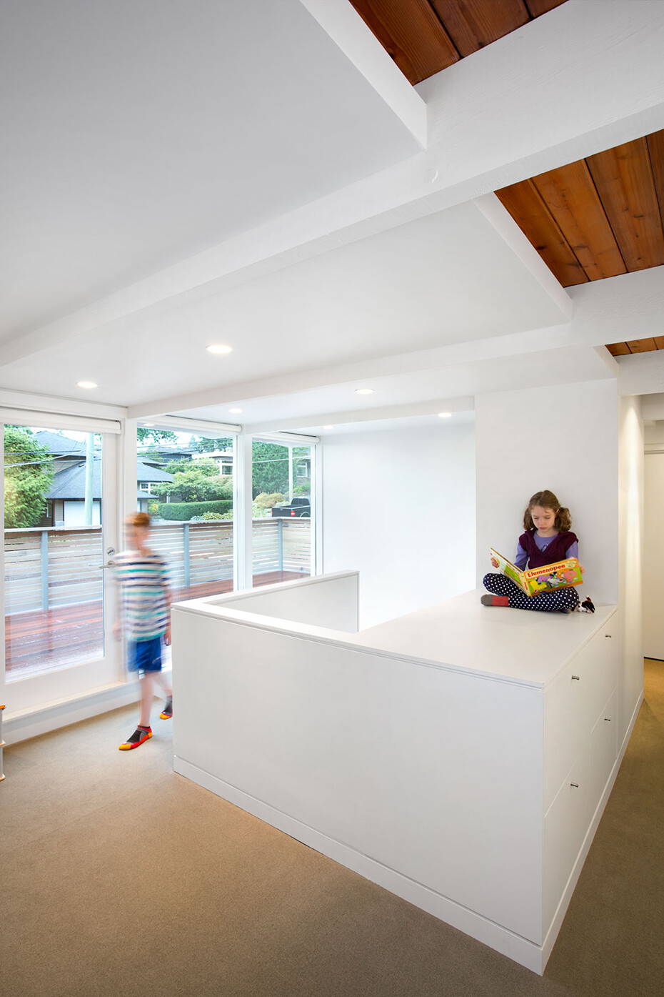 Glenview House - Renovation of a Mid 50′s House (13)