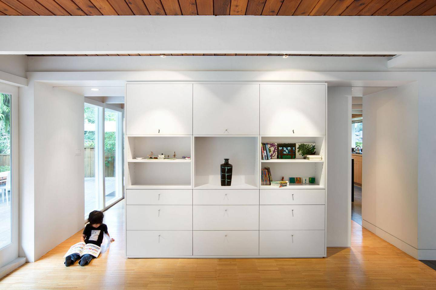 Glenview House - Renovation of a Mid 50′s House (7)