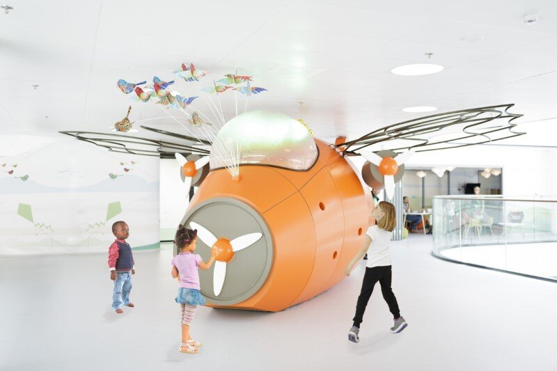 Juliana Children's Hospital - Healthcare Design with Creative Technology and Storytelling (1)