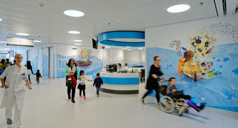Juliana Children's Hospital - Healthcare Design with Creative Technology and Storytelling (13)