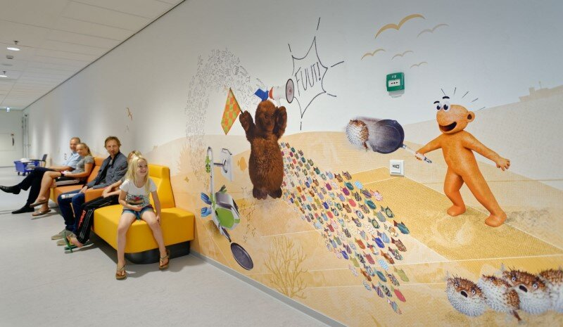 Juliana Children's Hospital - Healthcare Design with Creative Technology and Storytelling (15)