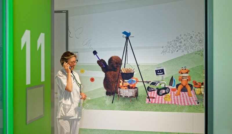 Juliana Children's Hospital - Healthcare Design with Creative Technology and Storytelling (16)