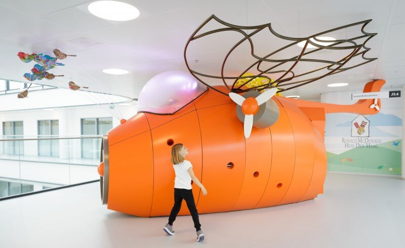 Juliana Children's Hospital - Healthcare Design with Creative Technology and Storytelling (3)
