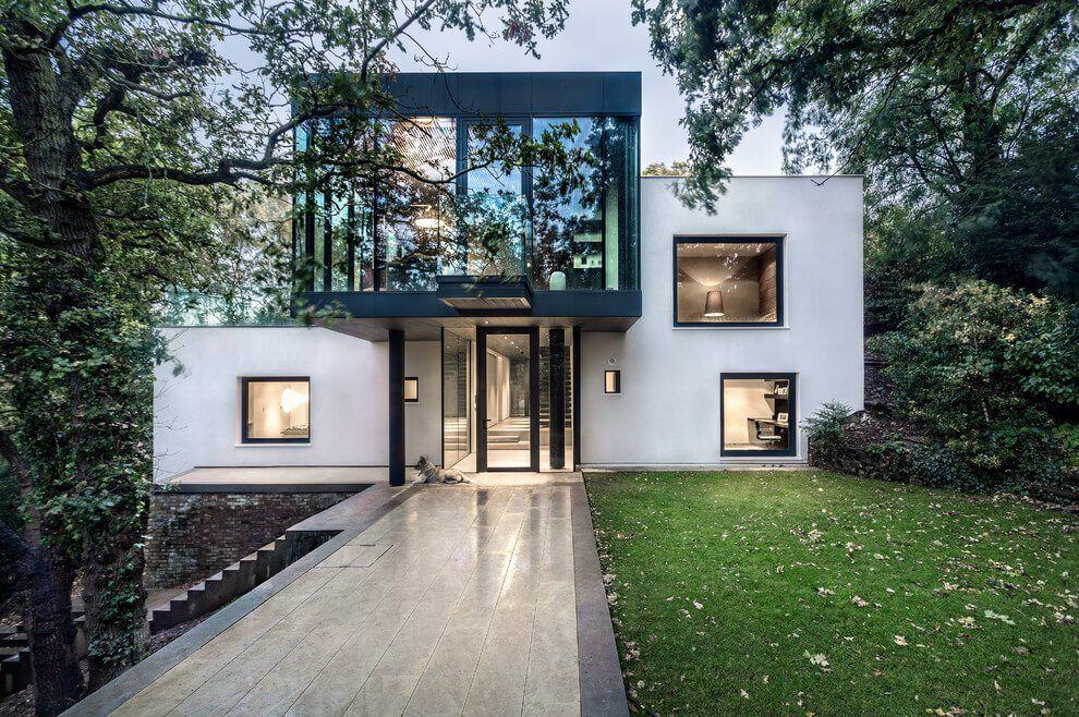 Redesign and Reconstruction London House / Madeira House, Rado Iliev (1)