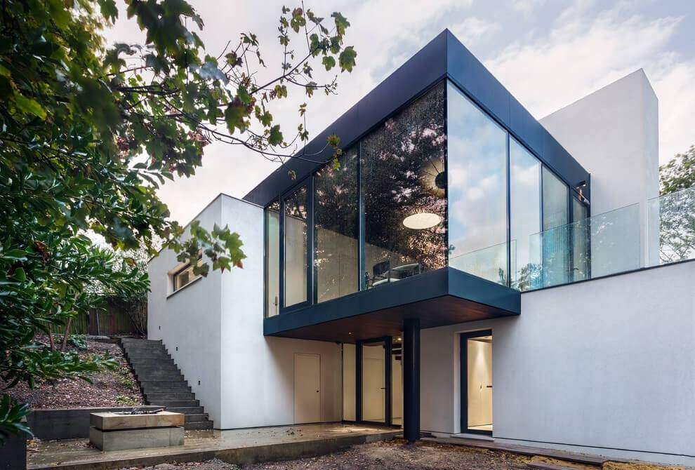 Redesign and Reconstruction London House / Madeira House, Rado Iliev