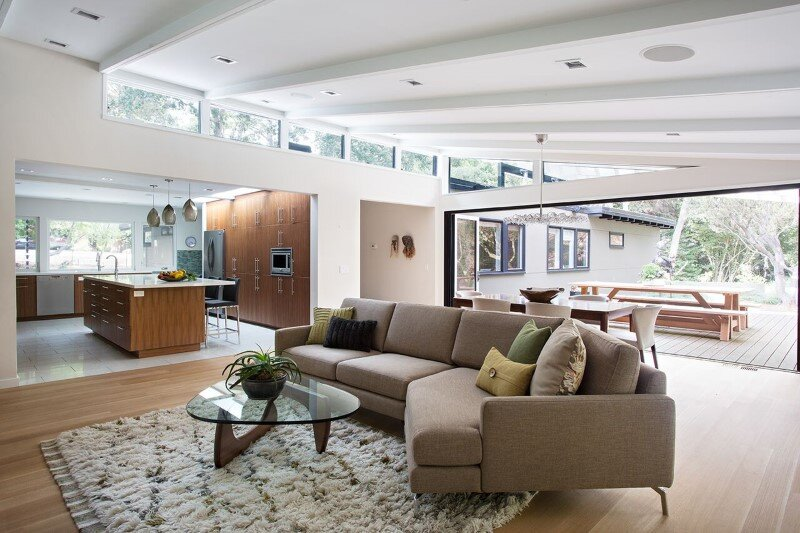 Mid-Century Modern House Remodeled for a Family of Five (6)