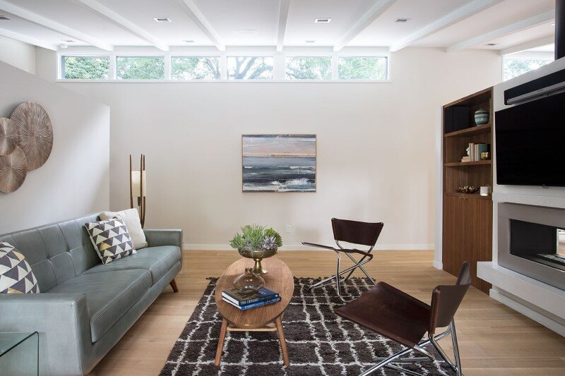 Mid-Century Modern House Remodeled for a Family of Five (7)