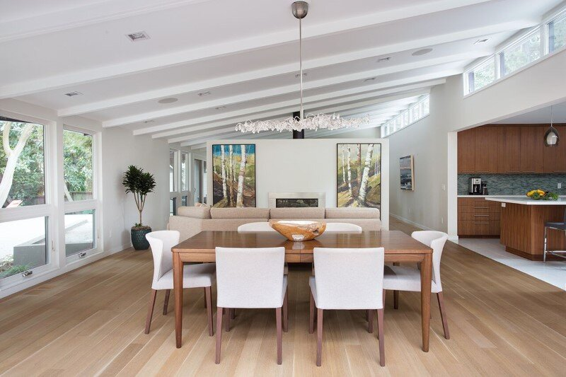 Mid-Century Modern House Remodeled for a Family of Five (9)