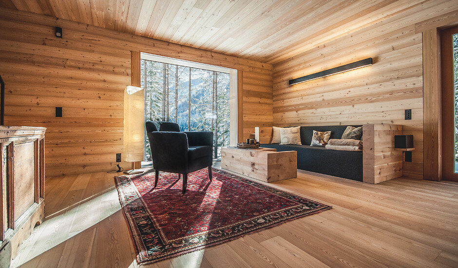 Mountain Lodge Tamersc Inspired by Alpine Traditions in South Tyrol (3)
