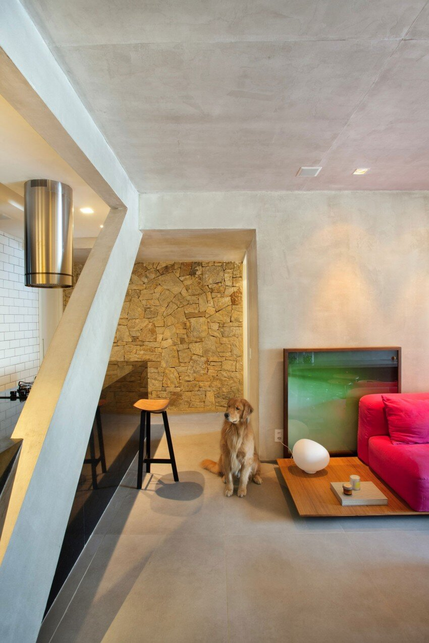 New York Style Apartment in Ipanema Automated and Controlled Via Ipad (10)