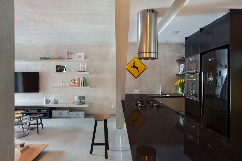New York Style Apartment in Ipanema Automated and Controlled Via Ipad (11)