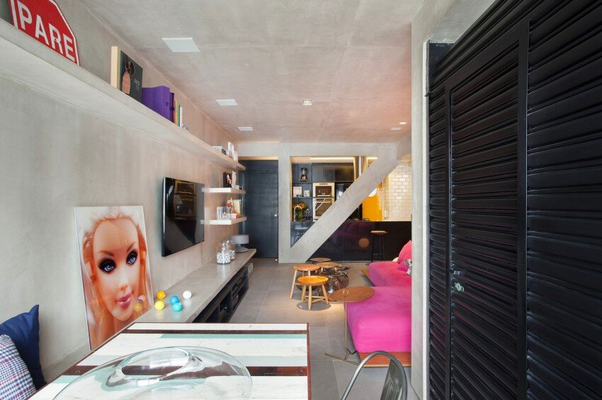 New York Style Apartment in Ipanema Automated and Controlled Via Ipad (12)