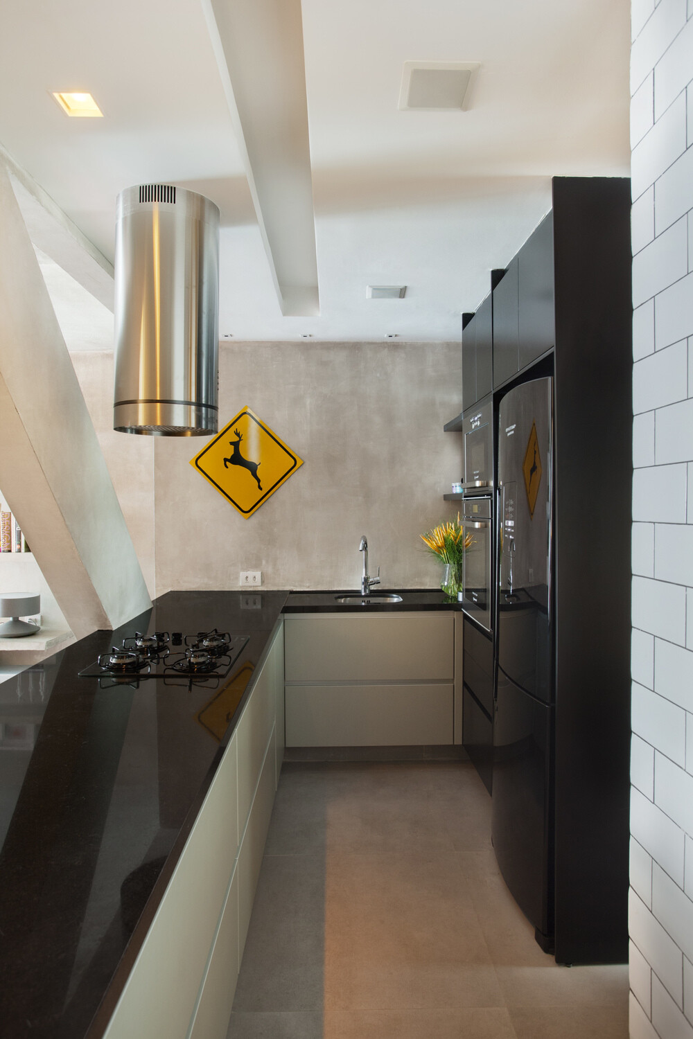 New York Style Apartment in Ipanema Automated and Controlled Via Ipad (3)